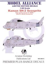 Modello di decalcomanie Alliance 1/48 SH-2F/G Royal New Zealand Navy seasprites # 489014