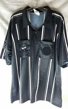 Official Sports International Referee Soccer Large Black Uniform