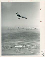 1977 Hang Glider Original News Service Photo