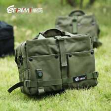 Eirmai DSLR Camera Gadget Bag  with free gift-Green