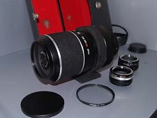 Nikon DIGITAL fit 500mm 1000mm 1500mm mirror lens D3100 D3200 D3300 D3400 D5200