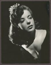 IDA LUPINO Absolutely Gorgeous 1946 SCOTTY WELBOURNE Glamour Portrait Photo