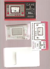 Rarissime et Collector !!! GAME & WATCH BALL Club NINTENDO. NEUVE