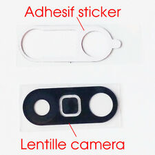 New Rear Back Camera Lens Lid Cover + Adhesive for LG G5 H820 H830 VS987 LS992
