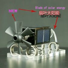 New Magnetic Suspension Solar Motor Creative Maglev Ornaments Ffan Gifts