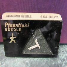 NOS Pfanstiehl Replacement Needle 653-DS77 RCA 131780, 131779, 132069 NOS L@@K