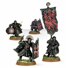 Warhammer Black Guard of Barad-dur Commanders the Lord of the Rings resin new