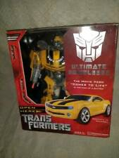 2007 Transformers Ultimate Bumblebee Camaro Electronic Action Figure New in Box