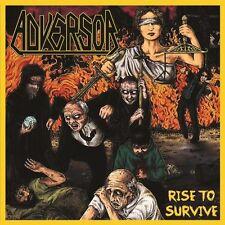 ADVERSOR-RISE TO SURVIVE-CD-thrash-metal-h.o.s.-slayer-kreator-violator