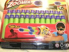 Munition 24 Stück Schaumstoffpfeile 6 cm  Air Zoomer für Pistole   OVP