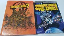 Borderlands 2 Collector's Strategy Guide + Pre-Sequel Guide