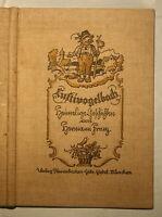 Lustigvogelbach-Heimelige Geschichten in oberbayrischer Mundart v. H. Franz-1925
