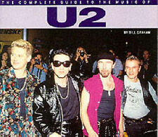 U2  Bill Graham  BOOK - CD Size - New - Complete Guide To The Music