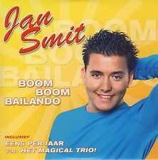 JAN SMIT - Boom boom bailando 2TR CDS 2005 DUTCH VOLENDAM