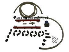 OBX for Ford Mustang 96-98 GT 4.6L Red Fuel Rail ,bypass regulator System Kit