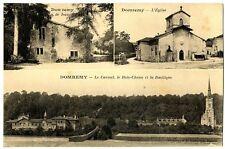 CPA 88 Vosges Domrémy Jeanne d'Arc