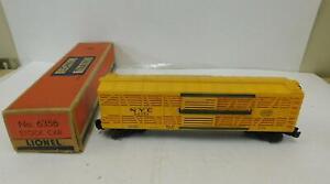 LIONEL 6356 STOCK CAR