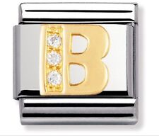 nomination charm Letter B RRP £39