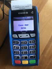 Ingenico Ict250 Chase Paymentech Cptu02 Credit Card Machine