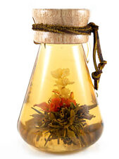Tiger Leaping Flowering Tea, 10 Pods (Sussex Wholefoods)