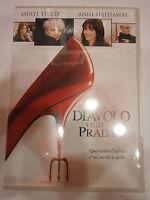 IL DIAVOLO VESTE PRADA - FILM in DVD - ORIGINALE - visitate COMPRO FUMETTI SHOP