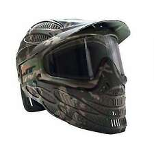 JT Spectra Flex 8 Thermal Full Coverage Paintball Goggles Mask Camo