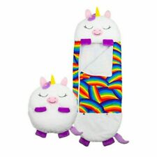 1X White Happy Nappers Sleeping Bag Kids Boy Girl 
