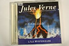 L'Ile Mysterieuse Jules Verne  Music CD