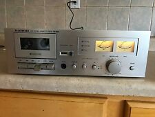 TELEFUNKEN HIFI   Stereo  Cassette Deck Model No. TC 250, Scaresly Used.