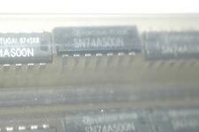 TEXAS INSTRUMENTS SN74AS00N 16-Pin Dip Integrated Circuit 74AS00 Quantity-10