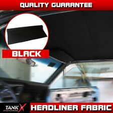 Premium Headlining Upholstery Fabric Interior Roof Protection Cover  30