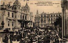 CPA Monaco - Monte-Carlo - Place du Casino (477206)