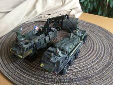 solido jouets militaires Logistique ALVIS / Aurochs