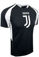 Juventus Official Training Performance Jersey Adult XL Black New Soccer