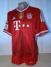 FC Bayern München Adidas Sondertrikot 2013/14, D. Sporthilfe, Neu, Gr. XL, RAR