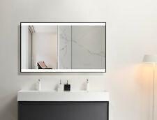 Badspiegel mit LED Beleuchtung Badezimmerspiegel Bad Spiegel Wandspiegel M174