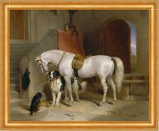 Favourites, the property of Prince George of Cambridge Landseer Horse B a3 01582
