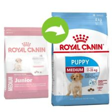 Royal Canin Medium Puppy 15kg  for puppies and young dogs of medium-sized breeds