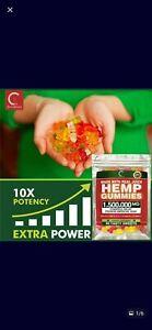 Hemp Seed Oil gummys 1500000mg High Strength  sleep aid and pain relief