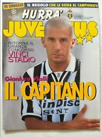 HURRA' JUVENTUS N. 9 SETTEMBRE 1995 GIANLUCA VIALLI PESSOTTO VENTRONE DEL PIERO