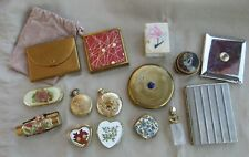 Compacts ~ Pill Boxes ~ Perfume ~ More