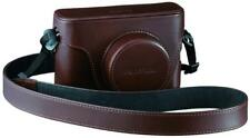 FUJIFILM Leather Camera Case LC-X100S with Tracking number NEW