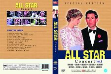 All Star Concert / THE PRINCE'S TRUST  (DVD,All,Sealed,New)