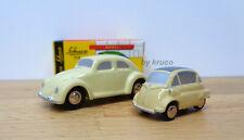 Schuco Piccolo  - PKW Fahrzeug Set  -