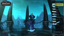 Compte World of warcraft Main 386 ilvl 7/8 MM