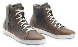 GAERNE VOYAGER OILED Aquatech Drytech Brown Motorbike/Scooter Ankle Boots Shoes