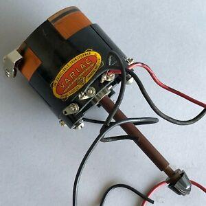 VARIAC Type: 200B Adjustable Transformer