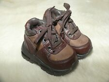 Nike Air Max Goadome (TD) Baby Toddlers ACG Leather Snow Boots Brown 0