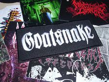 Goatsnake Stoner-Doom Metal Patch Sunn O)))