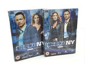 CSI: NY Crime Scene Investigation - Complete Season 2 DVD 6 Disc Boxset